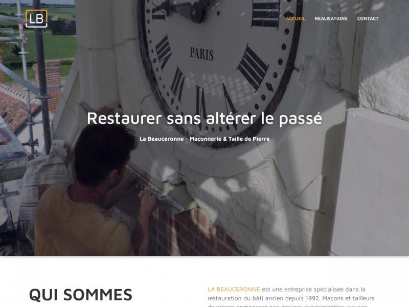 La Beauceronne - Oucques
