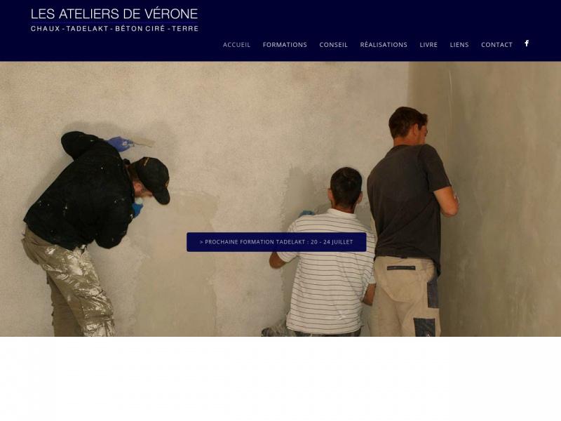Les Ateliers de Vérone - La Celle Guénand