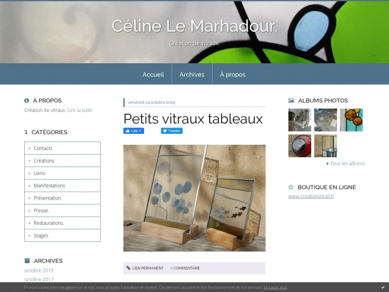 Céline Le Marhadour - Saint Rome de Tarn