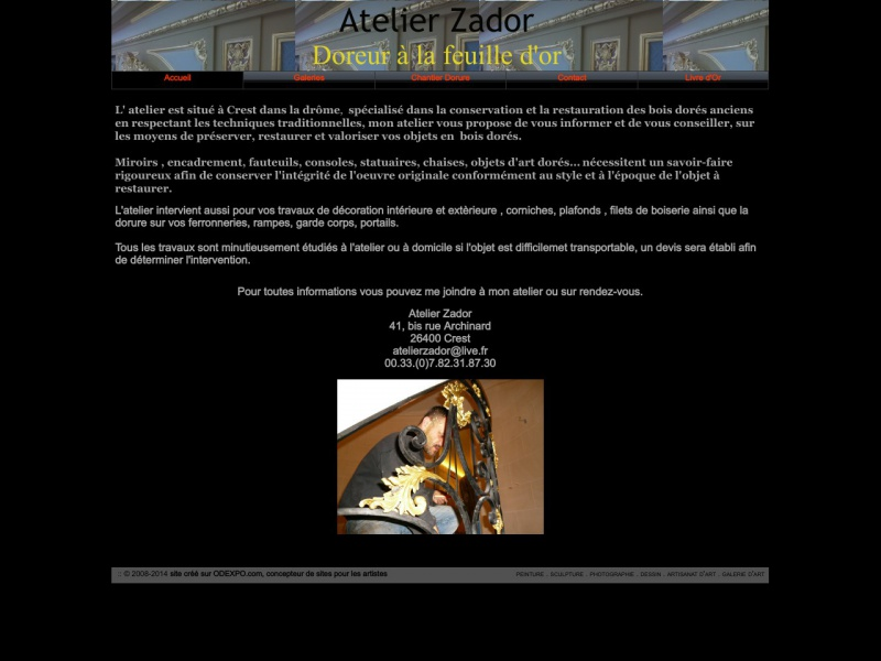Atelier Zador - Crest