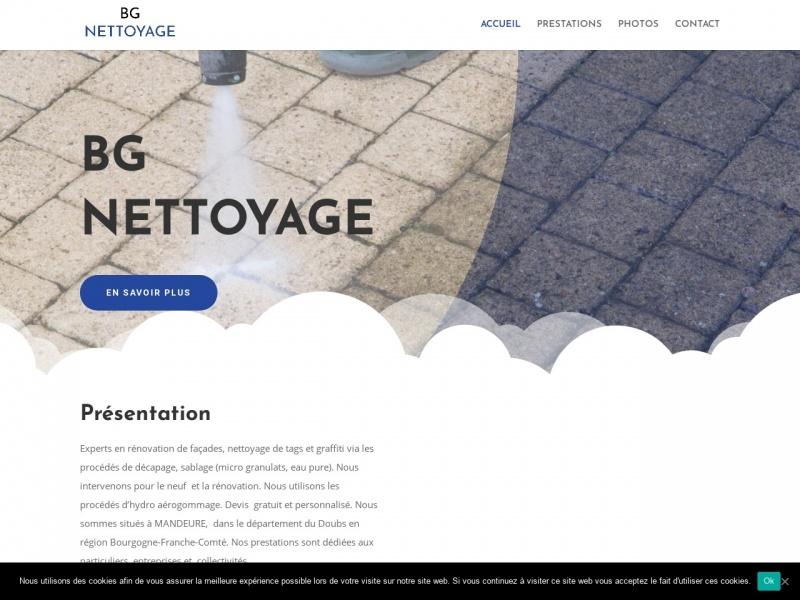 BG Nettoyage - Mandeure