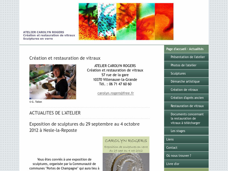Atelier Carolyn Rogers - Arzon
