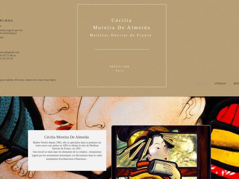 Cécilia Moreira de Almeida - Itteville