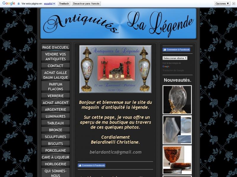 La Légende - Nice