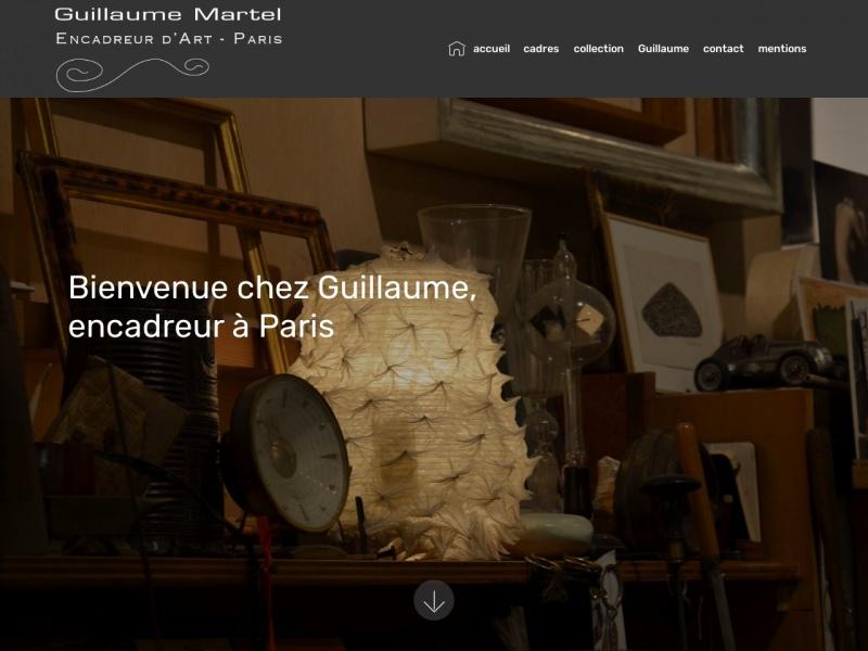Guillaume Martel - Paris 6e