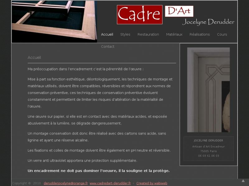 Jocelyne Derudder - Paris 5e