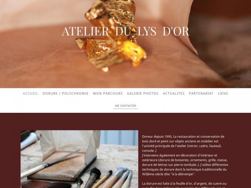 Atelier du Lys d'Or - www.atelier-dulysdor.fr