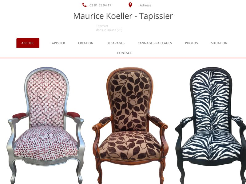 Maurice Koeller - Mamirolle