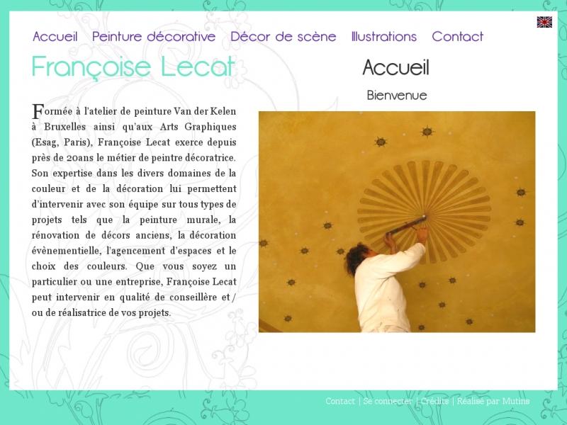 Françoise Lecat - Marseille 2e