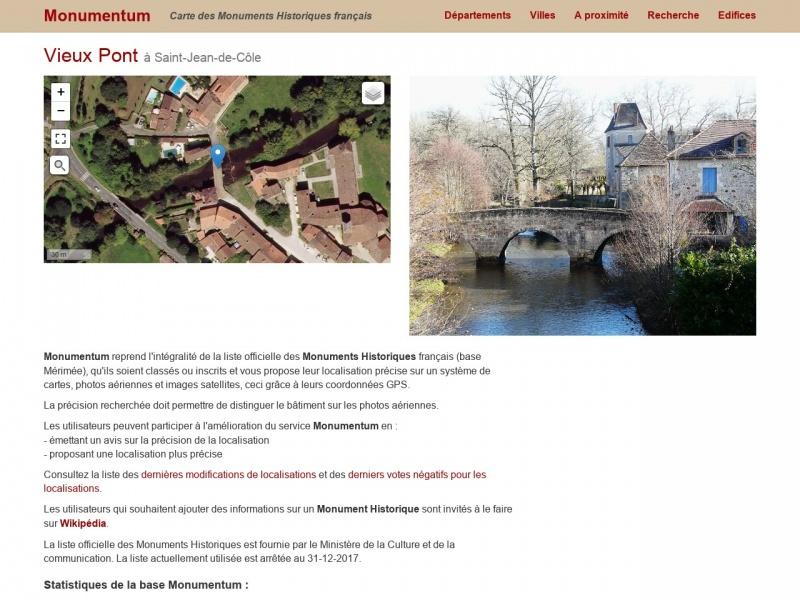 Monumentum - monumentum.fr