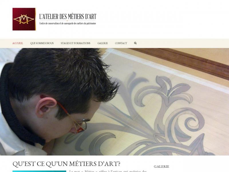 L'Atelier des Métiers d'Art - Biot