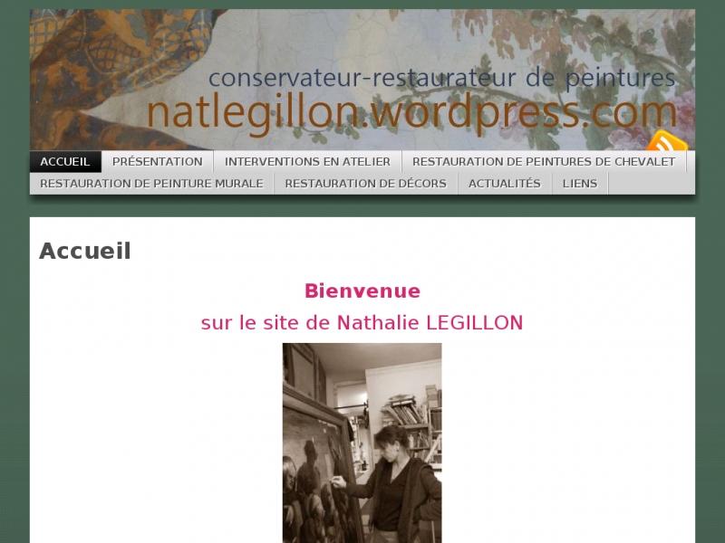 Nathalie Legillon - Bourg sur Gironde
