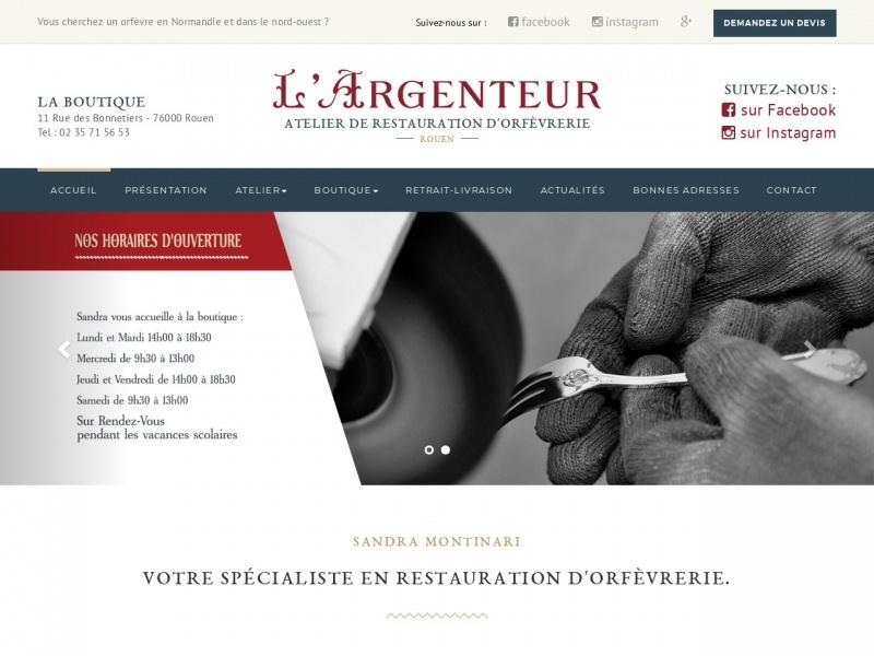 L'Argenteur - Rouen