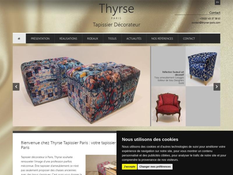 Thyrse - Paris 5e