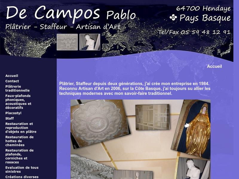 De Campos Pablo - Hendaye