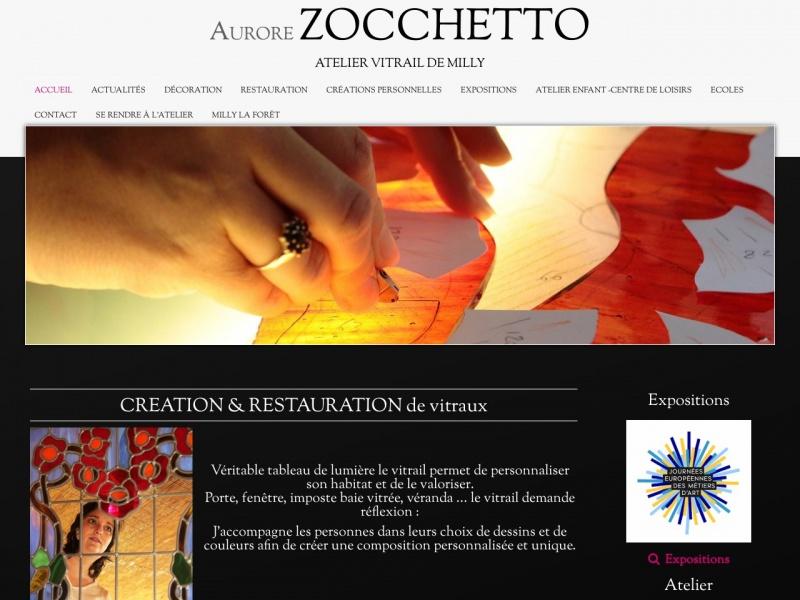 Aurore Zocchetto - Milly la Foret