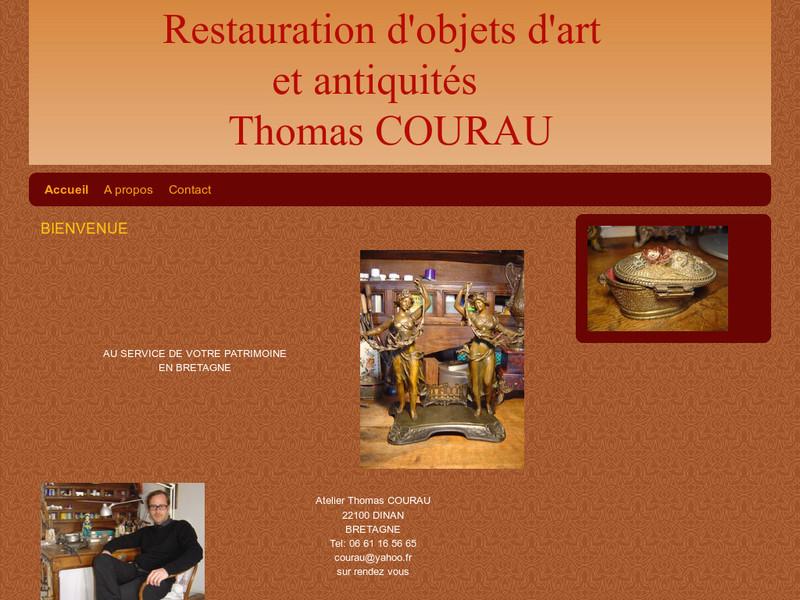 Thomas Courau - Dinan