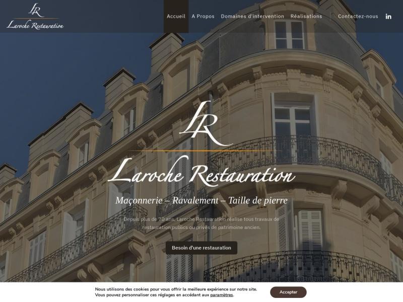 Laroche Restauration - Leognan