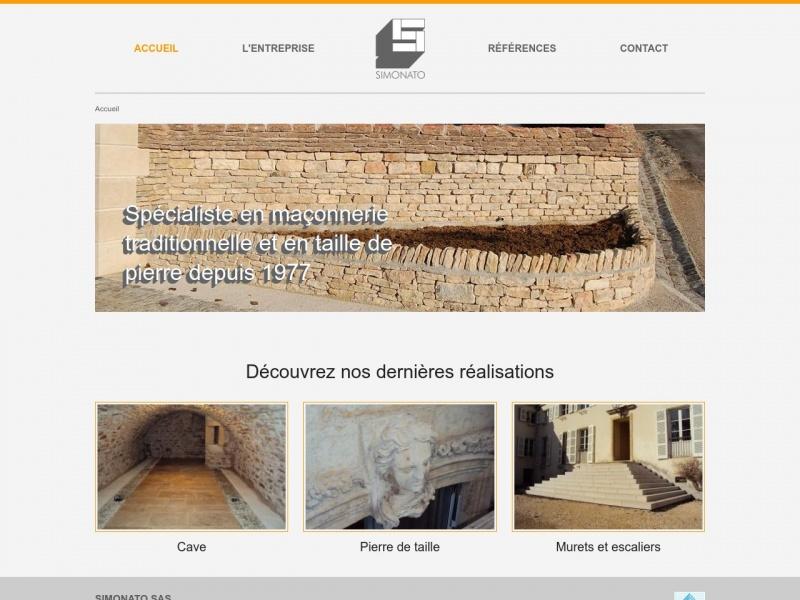 Simonato SARL - Dracy le Fort