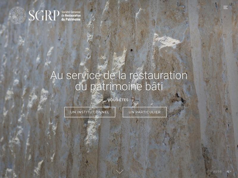 SGRP - Société Gersoise de Restauration du Patrimoine - Marsolan