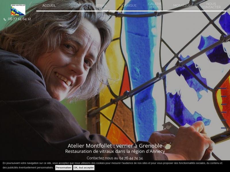 Atelier Montfollet - Grenoble