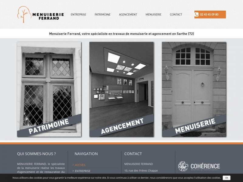 Menuiserie Ferrand EURL - La Flèche