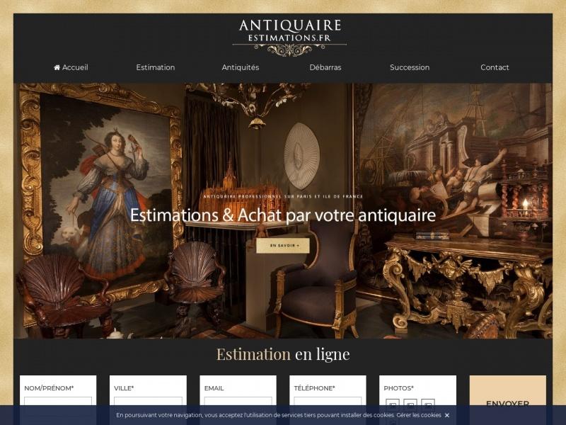 Antiquités Frédéric - Evry