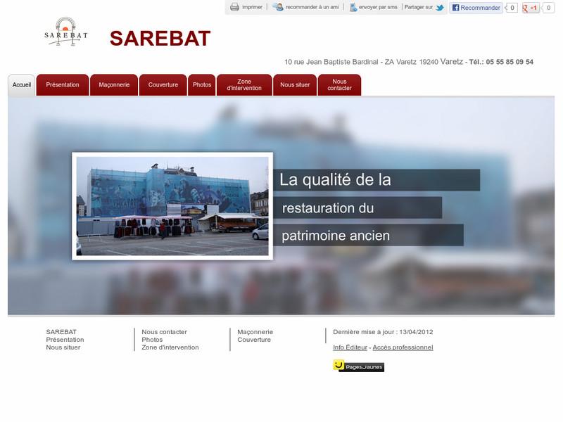Sarebat - Varetz