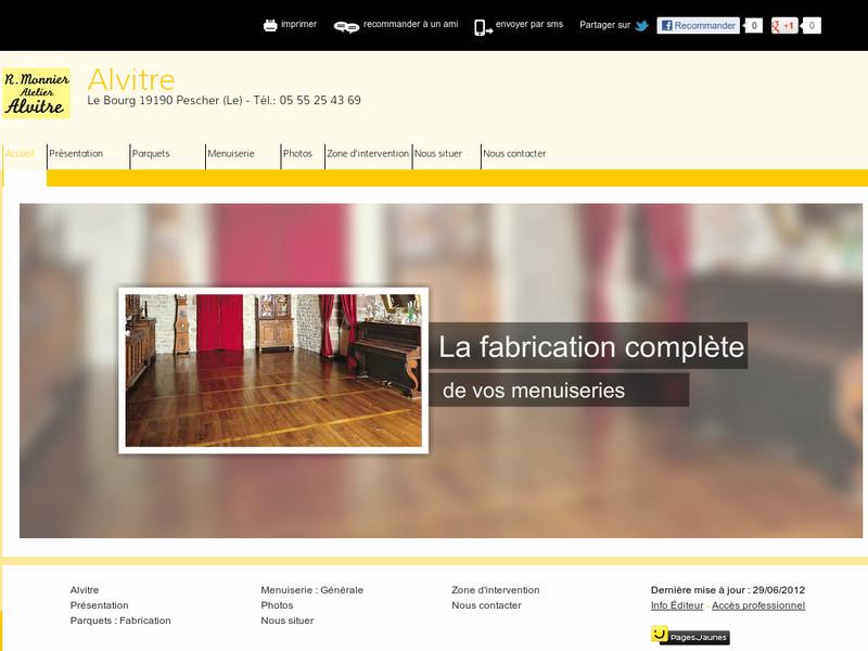 Atelier Alvitre - Le Pescher