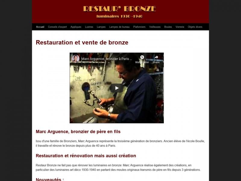 Restaur Bronze - Paris 11e