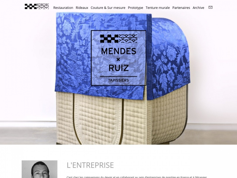 Mendes Ruiz - Maussane les Alpilles