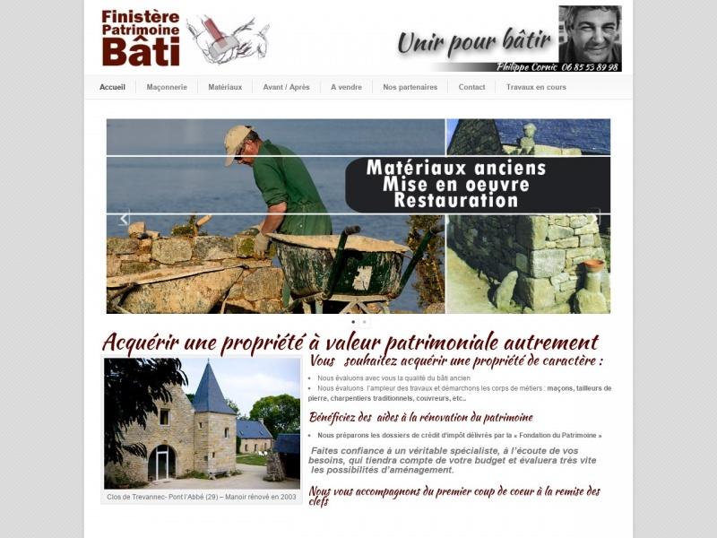 Philippe Cornic - Pont l'Abbé