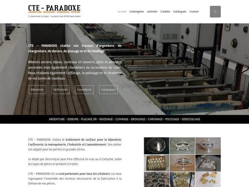 Charentaise de Traitement Electrolytique - Saint Astier