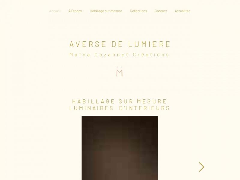 Averse de Lumière - Nîmes