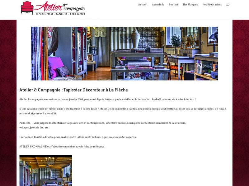 Atelier et Compagnie - La Flèche