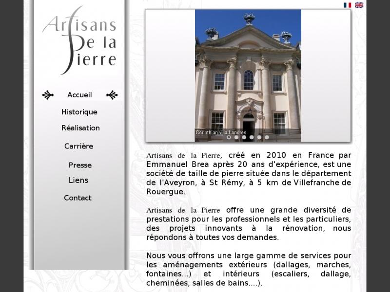 Artisans de la Pierre - Saint Remy