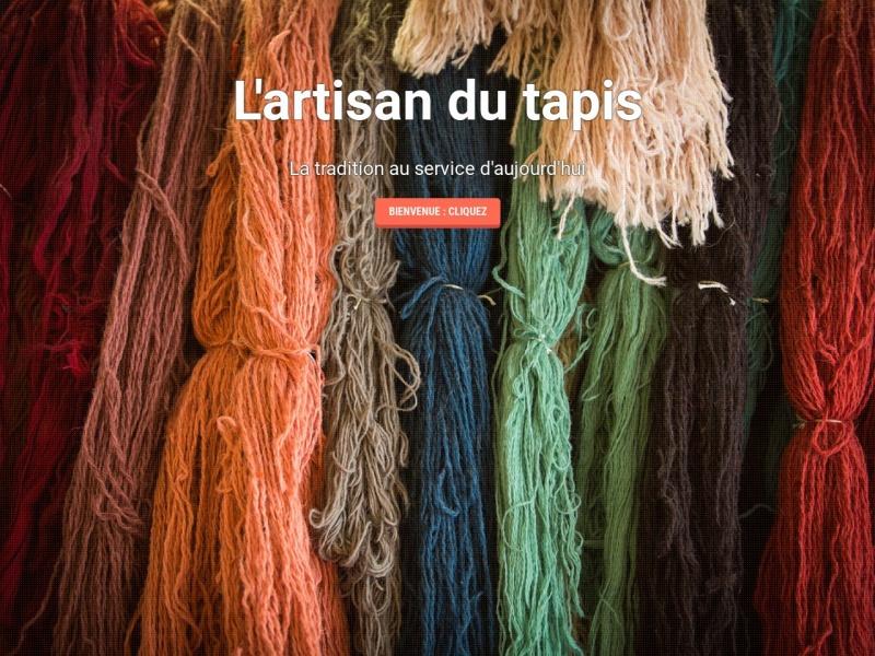 L'Artisan du Tapis - Ali Yousefi - Paris 18e
