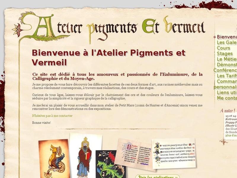 Atelier Pigments et Vermeil - Marthe Rougieux - Petit Mars