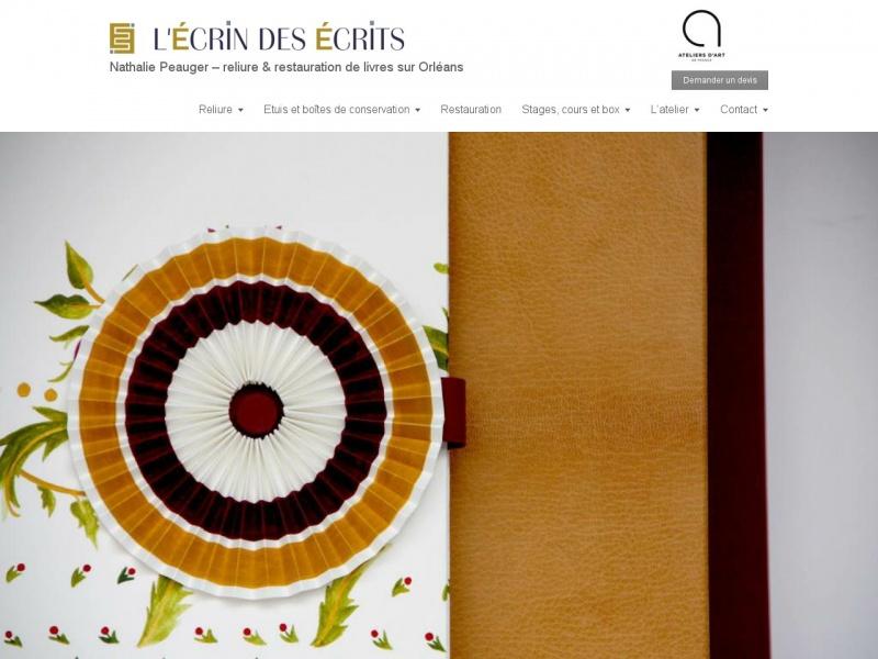 L'Ecrin des Ecrits - Orléans