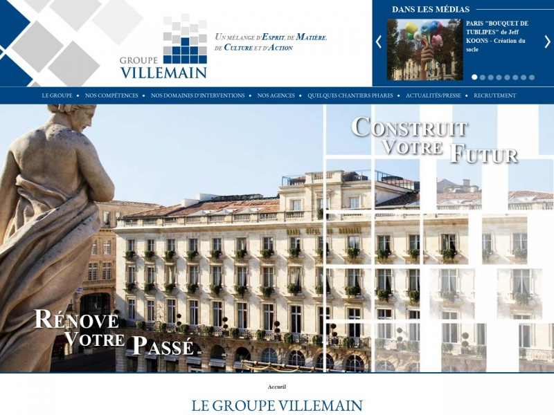 Groupe Villemain - Orleans