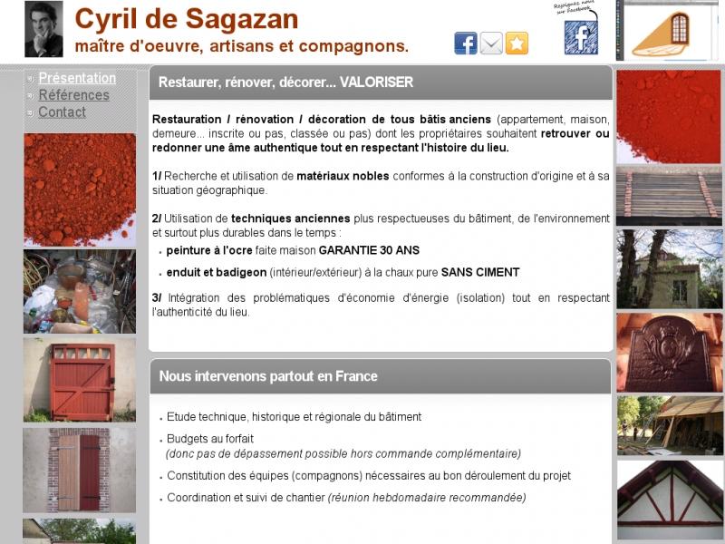 Cyril de Sagazan SARL - Montfermeil