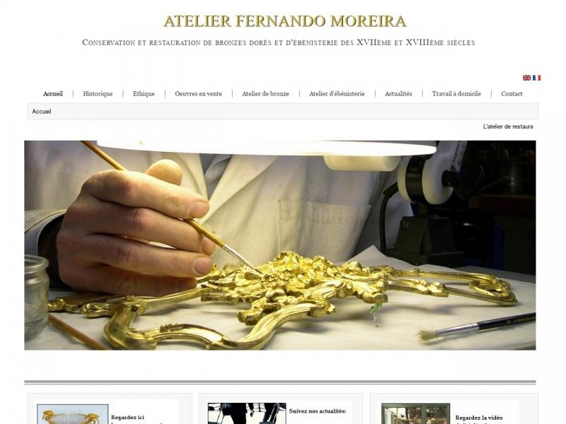 Atelier Fernando Moreira - Paris 4e