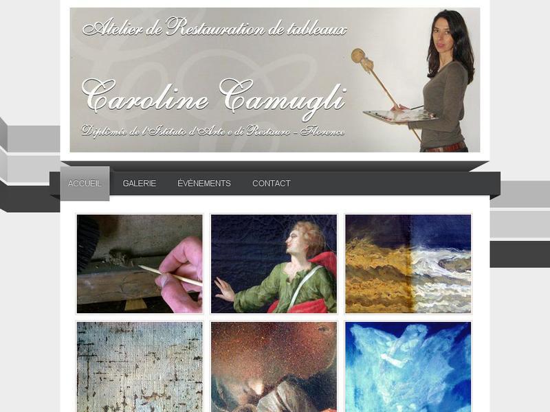Caroline Camugli - Tours
