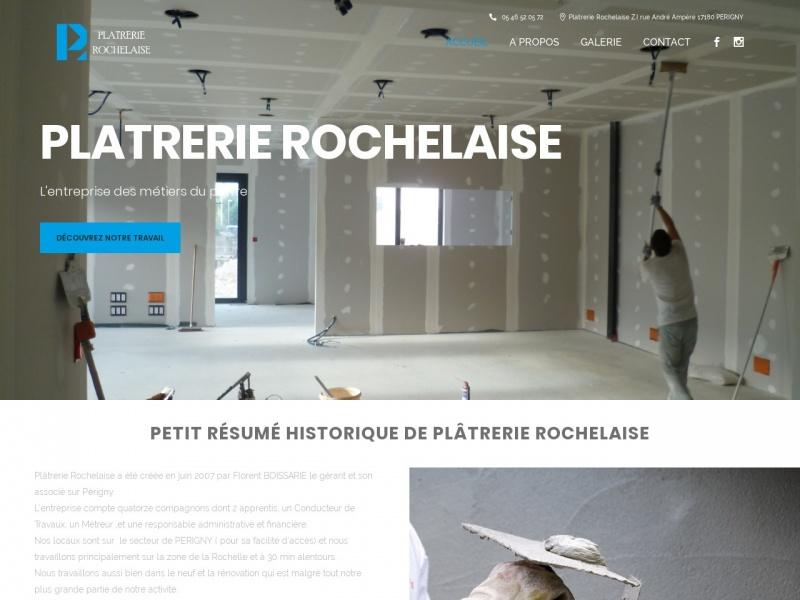 Platrerie Rochelaise - Périgny
