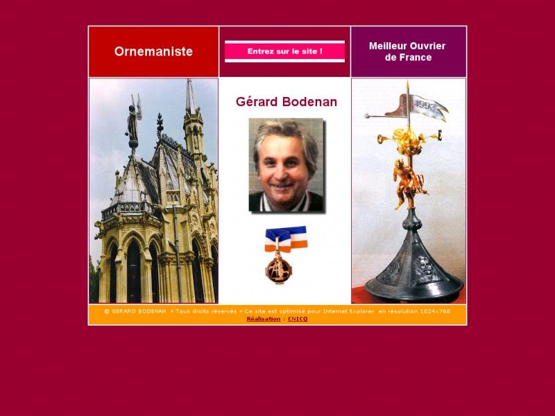 Gérard Bodenan - Condé sur Escaut