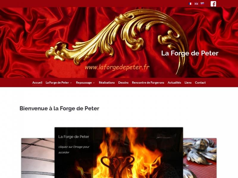 La Forge de Peter - Chaudefond sur Layon