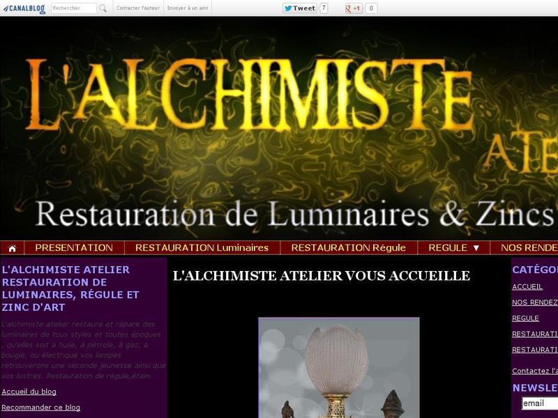 L'Alchimiste Atelier - Bois de Céné