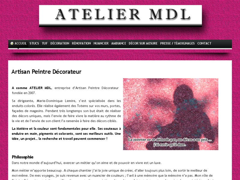 Atelier MDL - Maisons Alfort