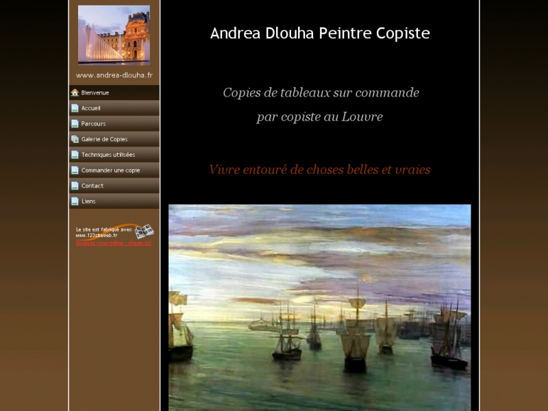 Andrea Dlouha - Paris 14e