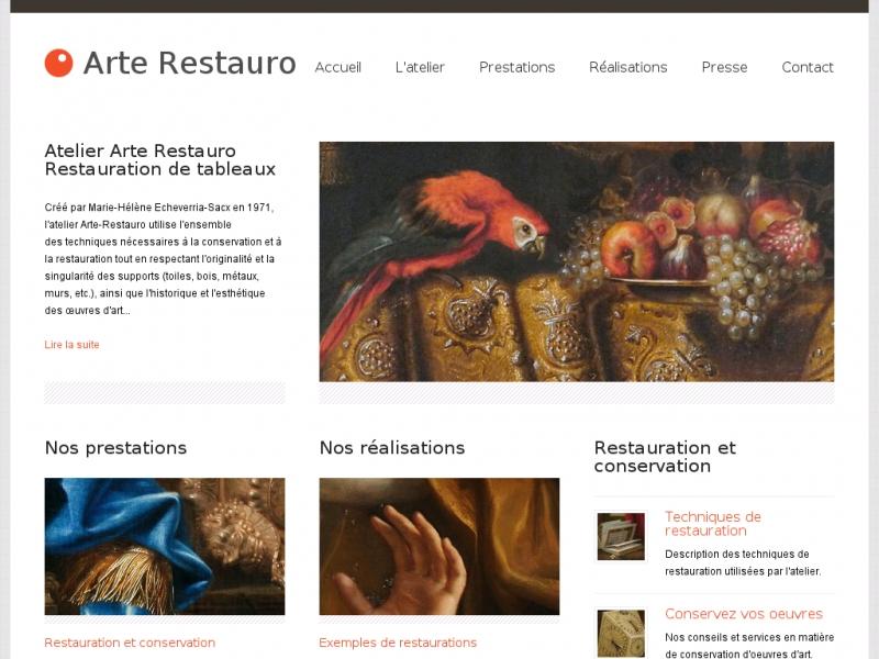 Altelier Arte Restauro - Biarritz